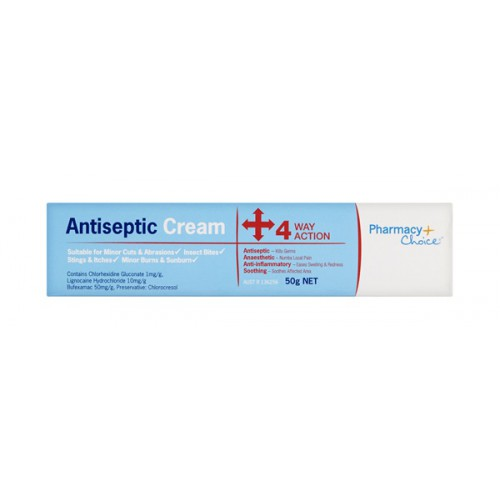antiseptic cream Pharmacy choice